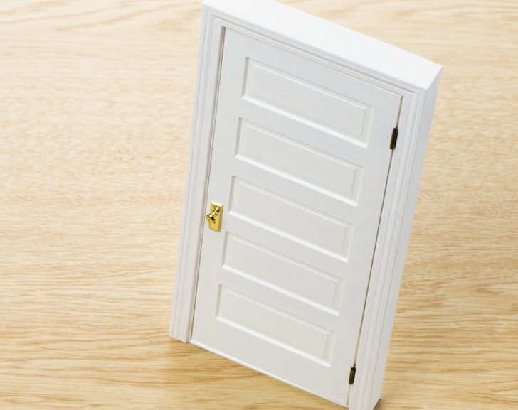ドア模型写真